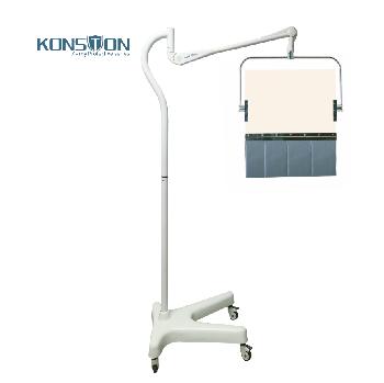 X射线落地可移动铅屏风作用